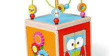 Ko didaktične igrače zamotijo otroka