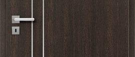 Izberite ugodna lesena notranja vrata