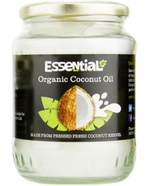 hladno stiskano kokosovo olje