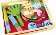Glasbene igrače pomirijo otroke