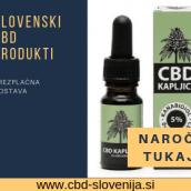 CBD v Sloveniji
