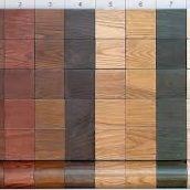 Barva za les je zaščitno sredstvo