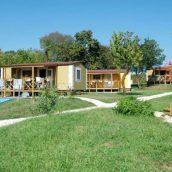 Mobilne hišice na priljubljenem Hrvaškem
