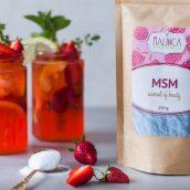 MSM za lepšo kožo in zdrave nohte