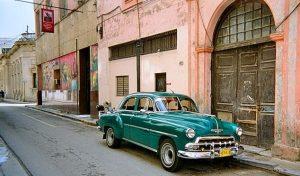 potovanje Kuba