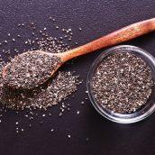 Chia semena idealna za vse, ki želijo shujšati