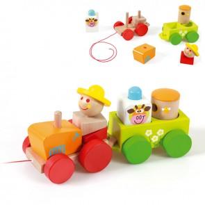 lesene igrače