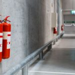 projekt varnost požarni red